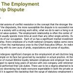 Article | Mediating the Employment Relationship Dispute