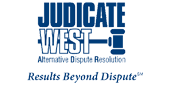 Judicate West logo